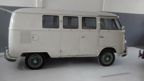 kombi estilizada 1962 ( estudo troca - valor )