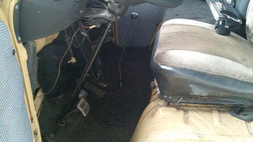 kombi furgão diesel sucata só peças