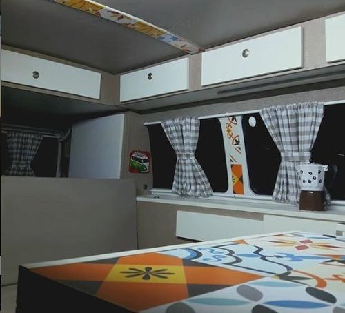 kombi home flex 2008 documentada motor casa