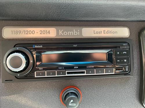kombi last edition 8000 km