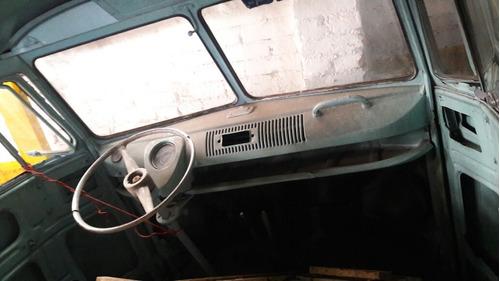 kombi pickup - corujinha 1974