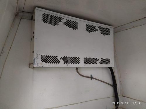 kombi refrigerada furgão