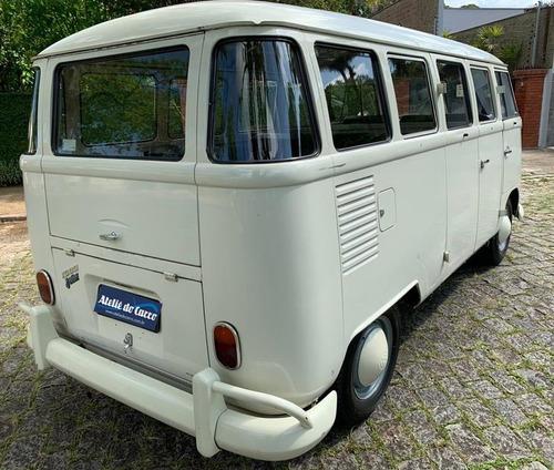 kombi standard 1973 1500  nunca restaurada e pouco usada