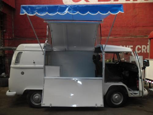kombi truck montagem treilher