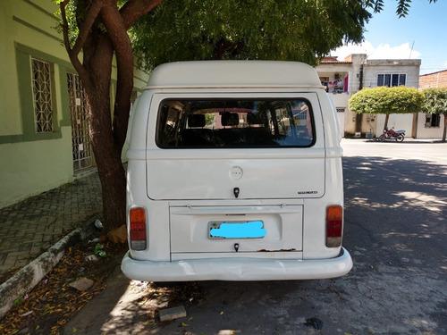 kombi volkswagen motor 1.6 flex