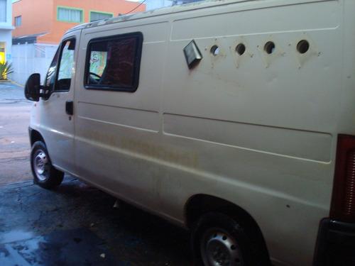 kombi,trafic,vans,ducato cargo 2005 caminhonete motor ruim