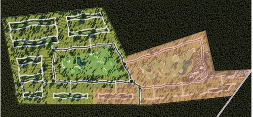 komchen terrenos en  privada provincia