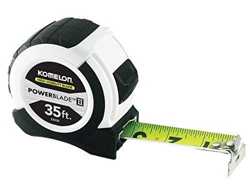2e1ff76ce5c3 Komelon 52435; Cinta Métrica Powerblade Ii De 35 'x 1.06' Es