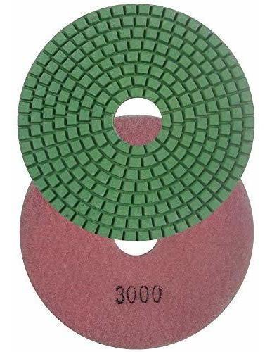 konfor 5  wet pulido pads para lijado granito marmol