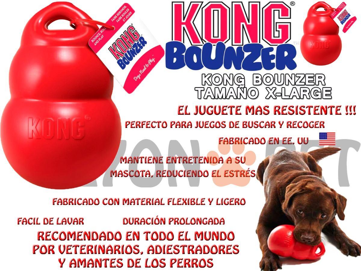 Large Preferido Kong El X Juguete Perros Los De Bounzer l3TcuFK1J