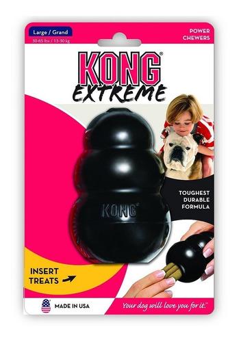 kong extreme large k1 grande brinquedo borracha morder caes