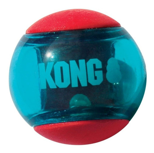 kong squeezz action ball large grande brinquedo bola cães