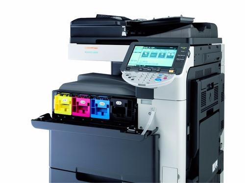 konica minolta impresora