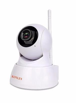 Konlen video c mara de seguridad inal mbrica ip 720p wifi - Camaras de seguridad wifi ...
