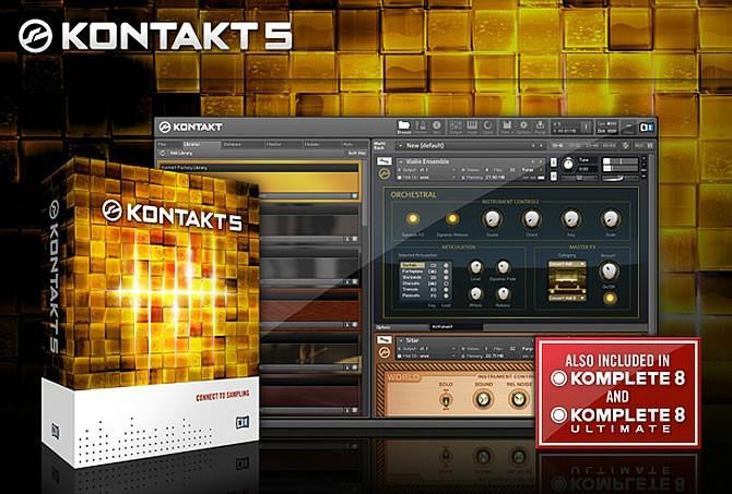kontakt 5.7.3 download