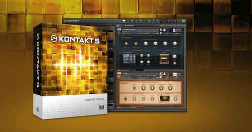 kontakt 5.7.3 native instruments - ultimo - mac| pc- digital