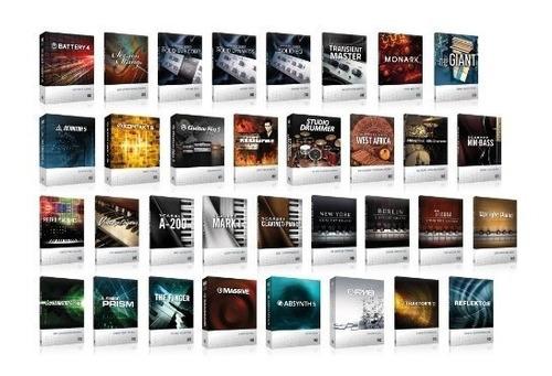 kontakt 6.3 full lançamento windows ou mac + 20 livrarias