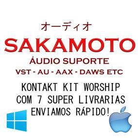 Kontakt - 7 Livrarias Worships Para Windows Ou Mac