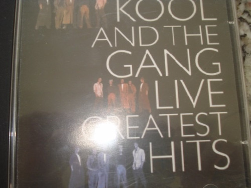 kool and the gang live great hits  - original