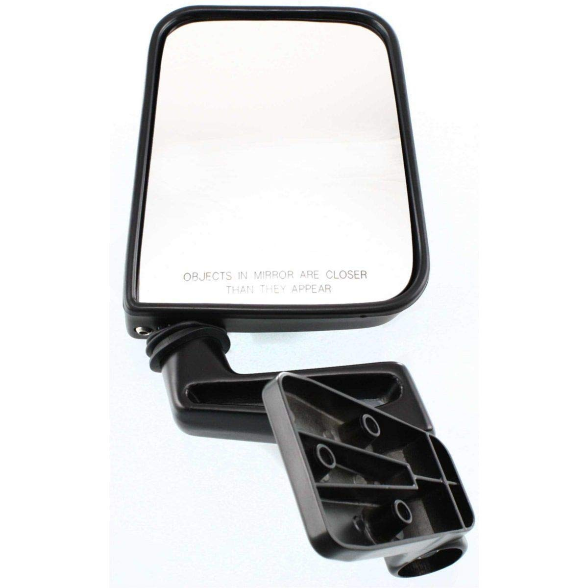Manual Folding Mirror High Quality Right RH Passenger Side NEW for Jeep Wrangler