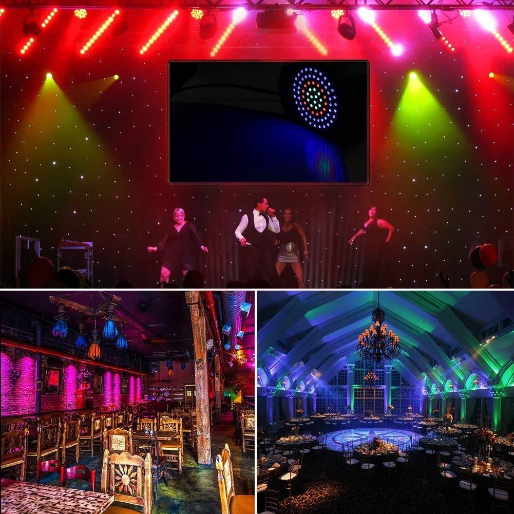 Koot Stage Dj Lights Luces Discotecas