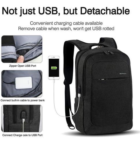 kopack business mochila para computadora portatil, bolsa de