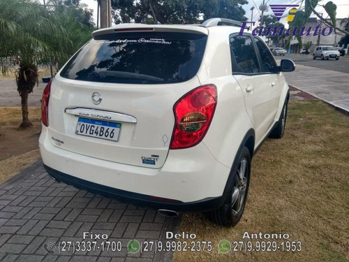 korando 2.0 16v t.diesel awd aut.