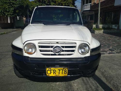 korando modelo 1999 perfecto estado, turbo diesel