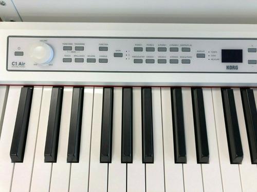 korg c1 air digital piano 88 weighted keys