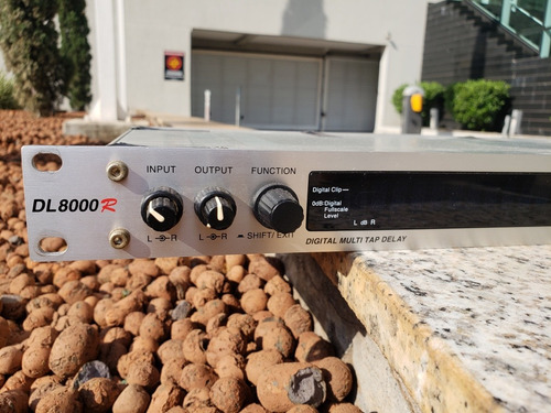 korg dl8000 r delay - tc 2290