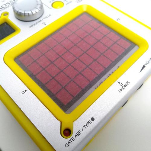 korg k01p kaossilator dynamic phrase synthesizer