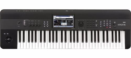 korg krome 61 teclado profesional oferta junio 2017