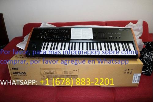 korg kronos 2 61 llaves teclado