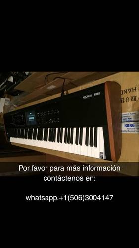 korg kronos 2, teclado de 61 teclas