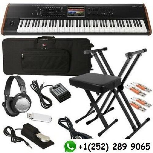 korg kronos-88 mint music workstation keyboard