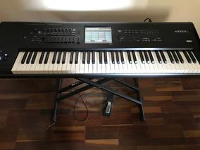 Korg Kronos 73 Usado - Pianos, Órgãos e Teclados, Usado no