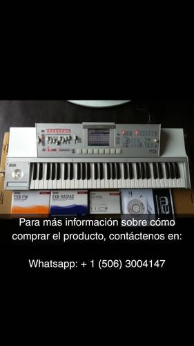 korg m3 61 teclas teclado