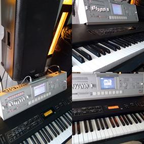 Korg M3-m Expanded Korg N1x Piano 88 Teclas