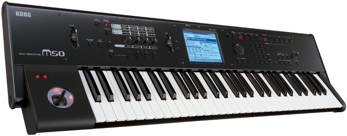 korg m50 teclado 88 teclas m 50 u s 1 en mercado libre. Black Bedroom Furniture Sets. Home Design Ideas