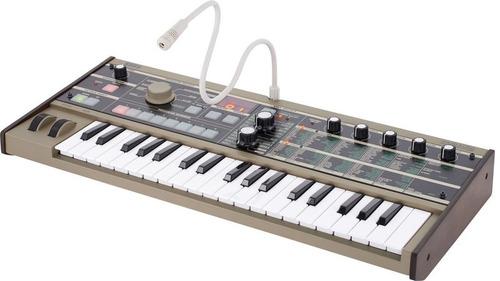 korg microkorg mk1 mini sintetizador portatil con vocoder