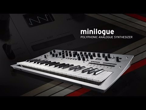 korg minilogue sintetizador liquidación oferta junio 2017