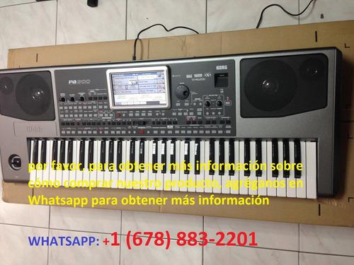 korg pa 900 61 llaves teclado