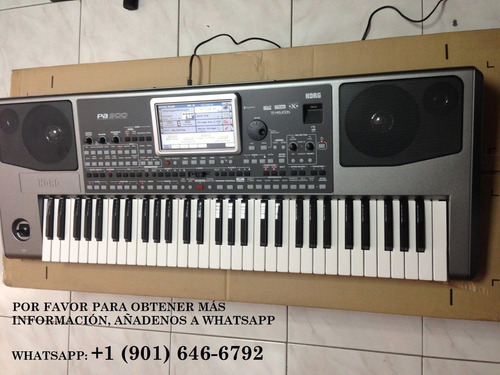 korg pa 900  61 teclas teclado