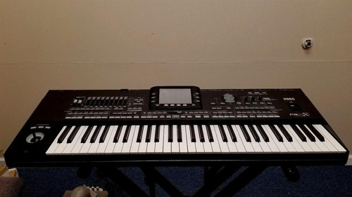 korg pa3x 61 professional instrument workstation keyboard sy