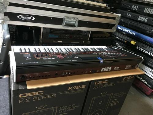 korg pa4x 76 key keyboard pa4x76