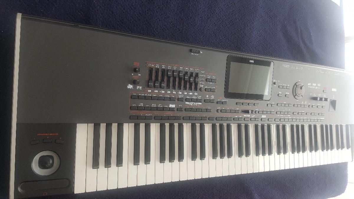 Korg Pa4x Oriental 76 Arranger Sintetizador Workstation Nuev - $ 149 999,00