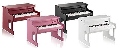 korg pequeño piano blanco