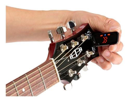 korg pitchclip pc2 plus afinador cromatico de clip palermo