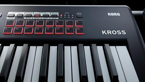 korg teclas teclado