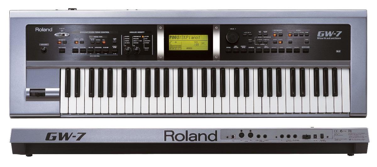 Korg x50 20 sonidos manuales en espa ol yamaha roland for Korg yamaha roland